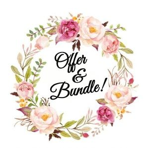 Other - Offers welcomed and bundles encouraged!